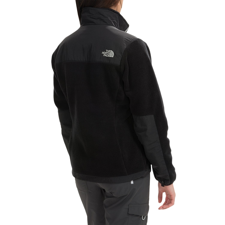 The north face denali womens fleece jacket