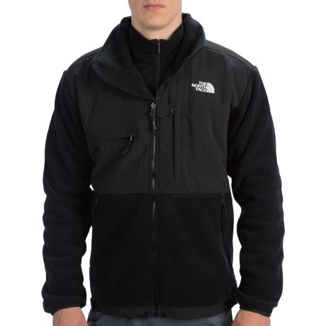 The North Face Denali Jacket - Polartec® Fleece (For Men) in Black