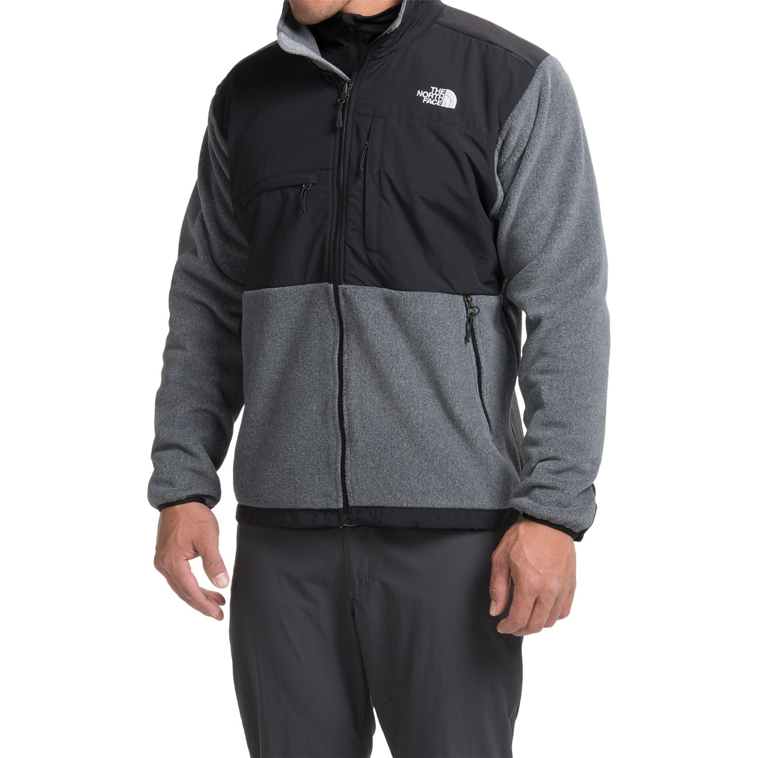 The North Face Denali Jacket - Polartec® Fleece (For Men) in Charcoal Grey