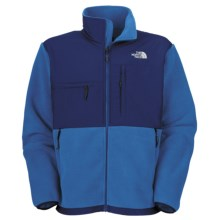 The North Face Denali Jacket - Polartec® Fleece (For Men) in Jake Blue/Bolt Blue - Closeouts