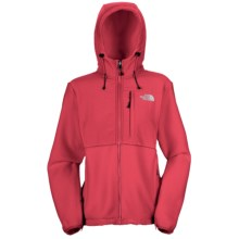 The North Face Denali Jacket - Polartec® Fleece, Hooded (For Women) in Teaberry Pink/Teaberry Pink - Closeouts