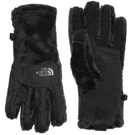 The North Face Denali Thermal Etip Gloves (For Women) in Tnf Black - Closeouts