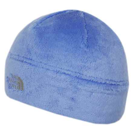The North Face Denali Thermal Fleece Beanie (For Little and Big Girls) in Grapemist Blue - Closeouts