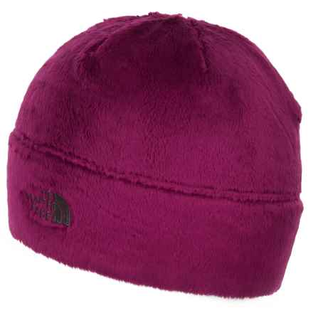 The North Face Denali Thermal Fleece Beanie (For Little and Big Girls) in Roxbury Pink - Closeouts