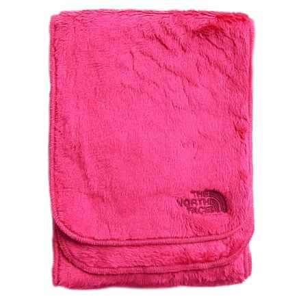 The North Face Denali Thermal Fleece Scarf (For Little and Big Girls) in Cabaret Pink - Closeouts
