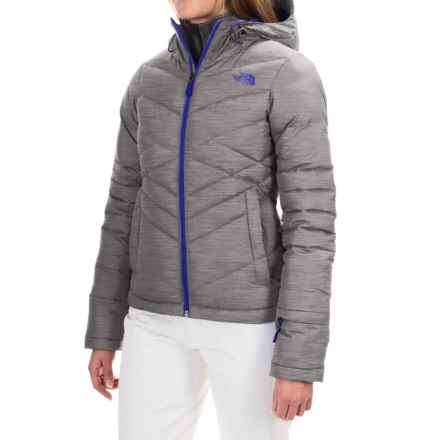 The North Face Destiny Down Ski Jacket - 550 Fill Power (For Women) in Graphite Grey Heather - Closeouts