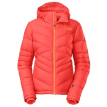 The North Face Destiny Down Ski Jacket - 550 Fill Power (For Women) in Radiant Orange - Closeouts