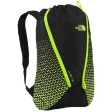 The North Face Diad 18 Backpack in Tnf Black/Safety Green - Closeouts