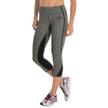 The North Face Dynamix Leggings (For Women) in Tnf Black Heather - Closeouts