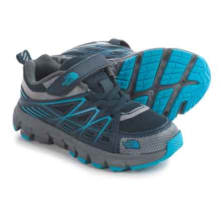 The North Face Endurance Shoes (For Toddlers and Little Kids) in Cosmic Blue/Blue Aster - Closeouts
