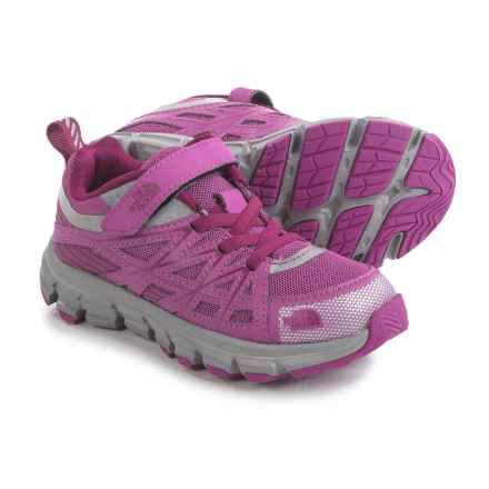 The North Face Endurance Shoes (For Toddlers and Little Kids) in Wisteria Purple/Lux Purple - Closeouts