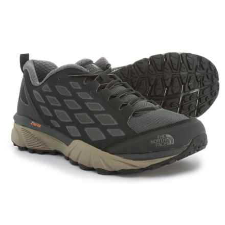 The North Face Endurus TR Trail Running Shoes (For Men) in Phantom Grey/Zinc Grey - Closeouts