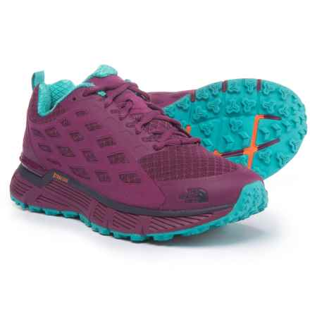 The North Face Endurus TR Trail Running Shoes (For Women) in Amaranth Purple/Vistula Blue - Closeouts