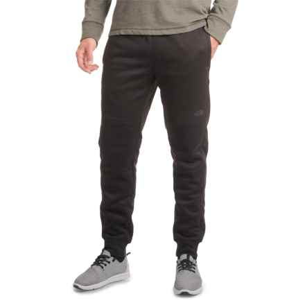 The North Face Fleece Pants (For Men) in Tnf Black - Closeouts