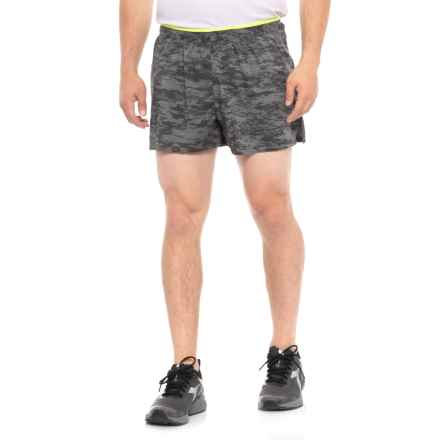 57a047a09db70 The North Face Flight BTN Shorts - Built-In Brief (For Men) in