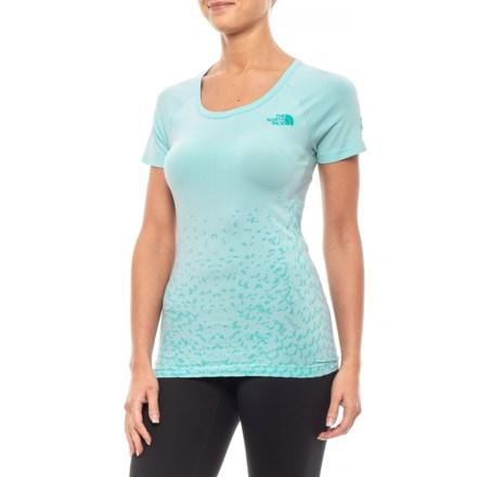 50313341bdd05 The North Face Flight Seamless Shirt - Sleeveless (For Women) in Tnf White