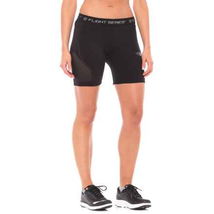 The North Face Flight Series Warp Shorts (For Women) in Tnf Black - Closeouts