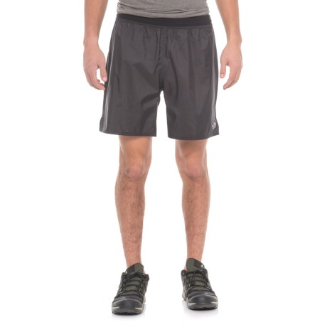 "The North Face Flight Trail Shorts - 7"" (For Men) in Tnf Black"