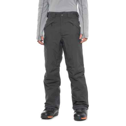 The North Face Fourbarrel Pants - Waterproof, Insulated (For Men) in Asphalt Grey - Closeouts