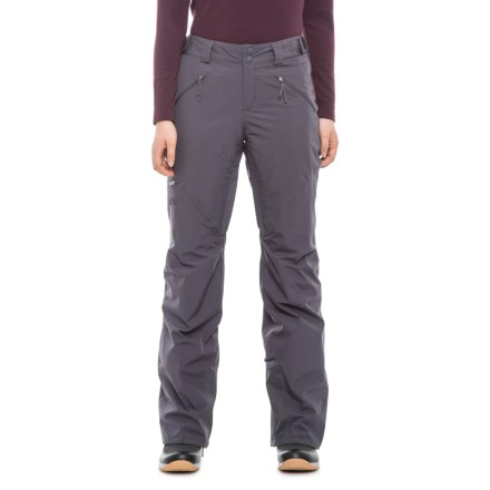 3e049b518c The North Face Fourbarrel Ski Pants - Waterproof, Insulated (For Women) in  Periscope