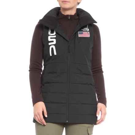 The North Face Free Ski PrimaLoft® Vest - Insulated (For Women) in Tnf Black - Closeouts