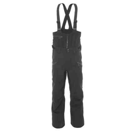 The North Face Free Thinker Gore-Tex® Pro Bibs - Waterproof (For Men) in Tnf Black - Closeouts