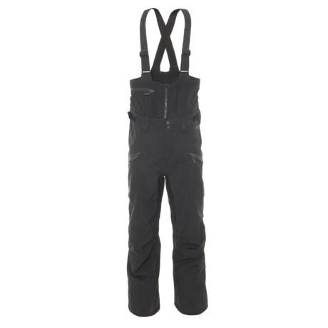 The North Face Free Thinker Gore-Tex® Pro Bibs - Waterproof (For Men) in Tnf Black
