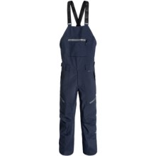 The North Face Free Thinker Gore-Tex® Ski Bibs - Waterproof (For Men) in Cosmic Blue - Closeouts