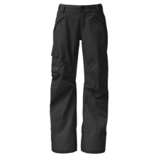 The North Face Freedom LRBC Ski Pants - Waterproof (For Women) in Tnf Black - Closeouts