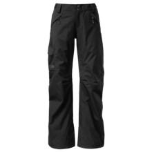 The North Face Freedom LRBC Ski Pants - Waterproof, Insulated (For Women) in Tnf Black - Closeouts