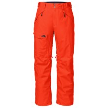 The North Face Freedom Ski Pants - Waterproof, Insulated (For Men) in Acrylic Orange - Closeouts