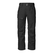 The North Face Freedom Ski Pants - Waterproof, Insulated (For Men) in Tnf Black - Closeouts