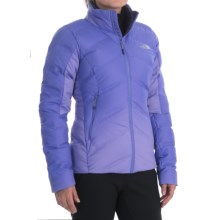 The North Face FuseForm Dot Matrix Down Jacket - 700 Fill Power (For Women) in Starry Purple Tri Matrix - Closeouts