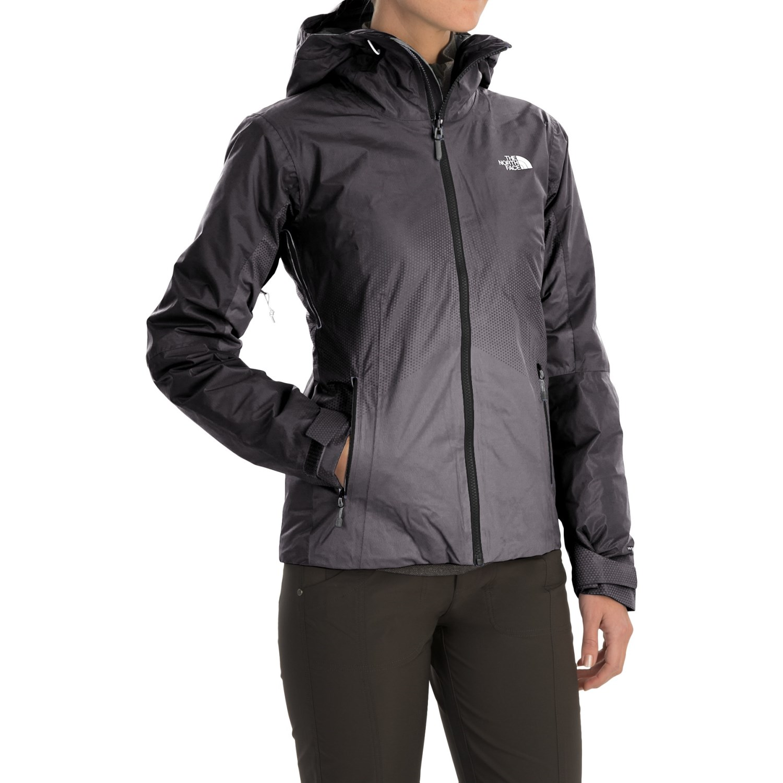 45851f029 ebay the north face fuseform dot matrix rain jacket 7fefc 5f786