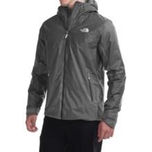 The North Face Fuseform Dot Matrix PrimaLoft® Jacket - Insulated (For Men) in Tnf Black Tri Matrix - Closeouts
