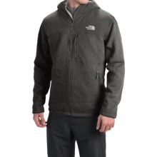 The North Face Gordon Lyons Hoodie - Insulated, Full Zip (For Men) in Tnf Black/Tnf Black - Closeouts