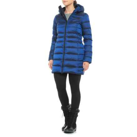 The North Face Gotham II Down Parka - 550 Fill Power (For Women) in Brit Blue - Closeouts