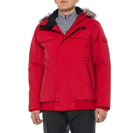 The North Face Gotham III Down Jacket - Waterproof, 800 Fill Power (For Men) in Tnf Red - Closeouts