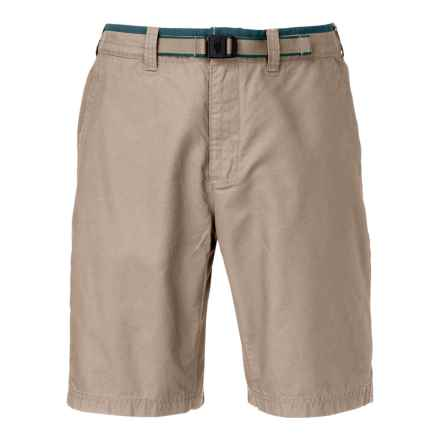 The North Face Granite Dome Utility Shorts (For Men) in Dune Beige - Closeouts
