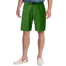 The North Face Granite Dome Utility Shorts (For Men) in Sullivan Green - Closeouts