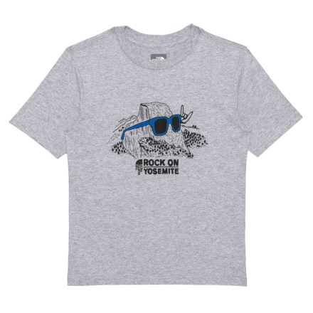 The North Face Graphic T-Shirt - Short Sleeve (For Little and Big Boys a6d24f94d