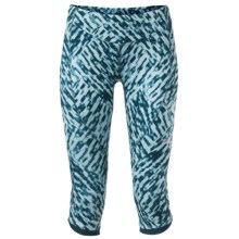 The North Face GTD Capris (For Women) in Kodiak Blue Wild Print - Closeouts