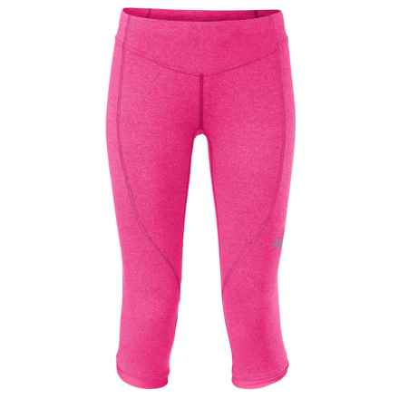 The North Face GTD Capris (For Women) in Luminous Pink Heather - Closeouts