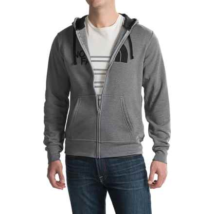 The North Face Half Dome Hoodie (For Men) in Tnf Medium Grey Heather (Std)/Tnf Black - Closeouts