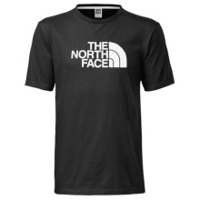 The North Face Half Dome T-Shirt - Short Sleeve (For Men) in Tnf Black/Tnf White - Closeouts