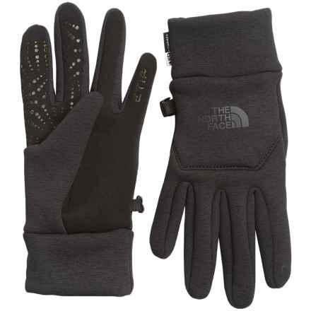 The North Face Hardface Etip® Gloves (For Women) in Tnf Black - Closeouts