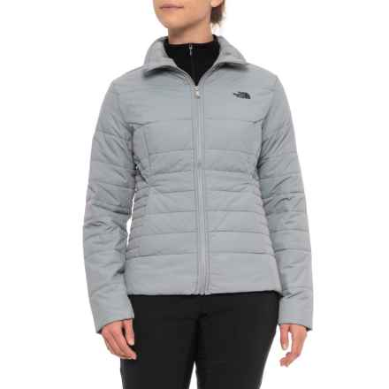 The North Face Harway Jacket - Insulated (For Women) in Mid Grey - Closeouts