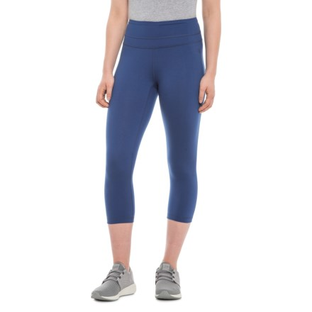 c5475fe872382 The North Face Hatha Capris (For Women) in Estate Blue