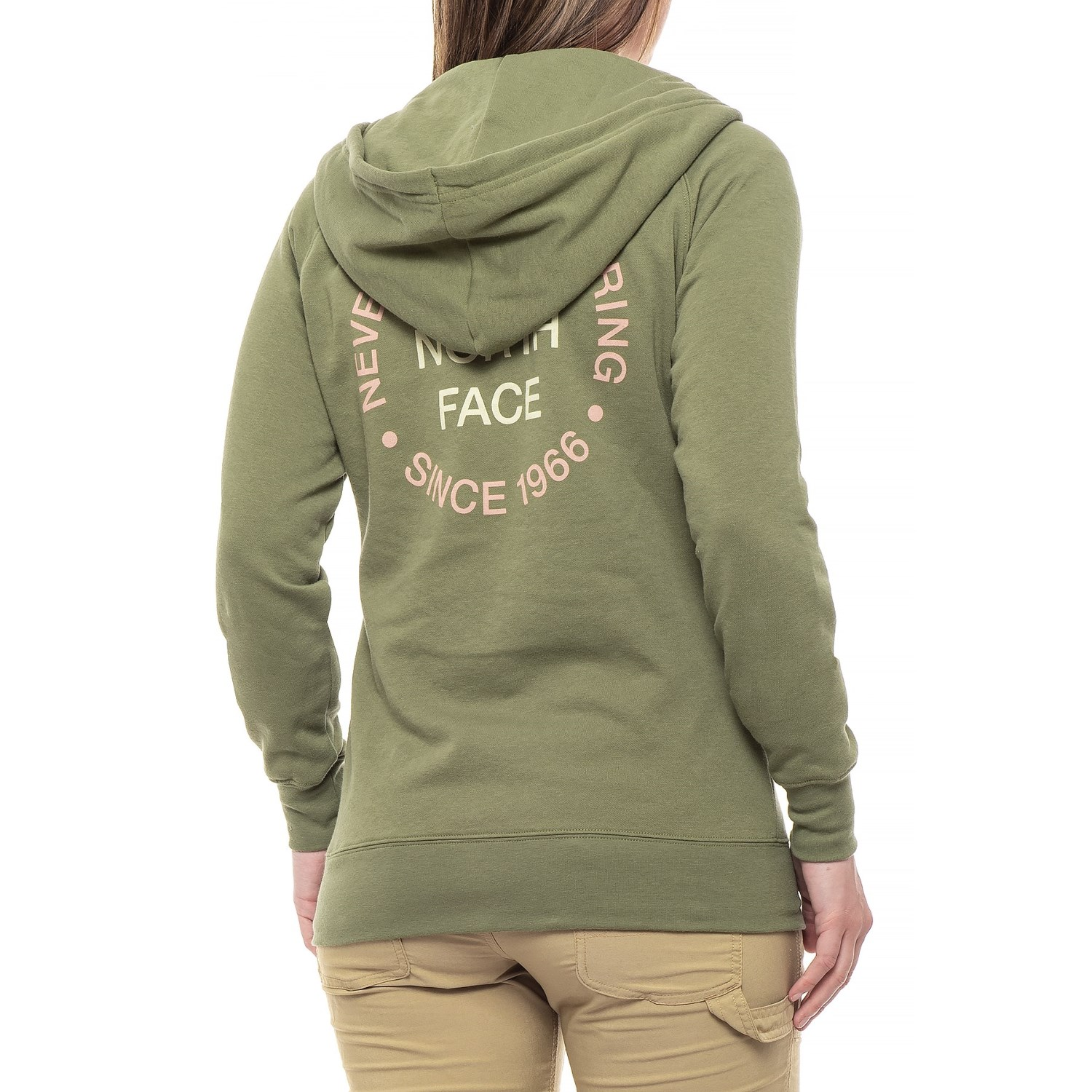 5cded8662259 The North Face Have You Herd Hoodie - Zip Front (For Women)