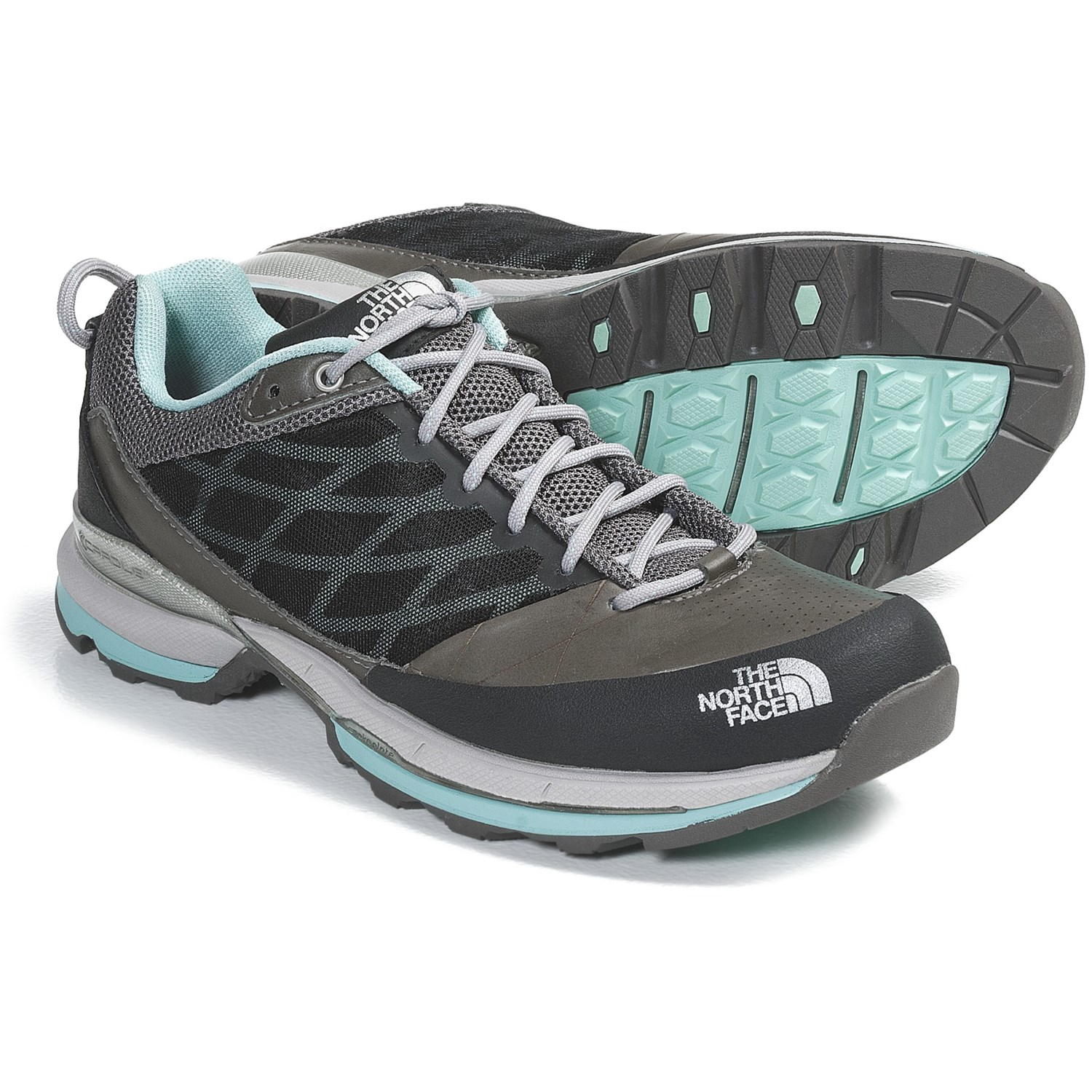 The North Face Havoc Low Trail Shoes (For Women) in Q-Silver Grey
